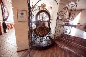 Масленица в Павлово. Самый большой замок.