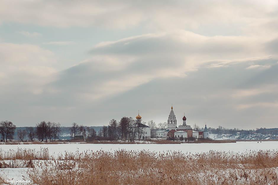Ворсма. Женский монастырь.