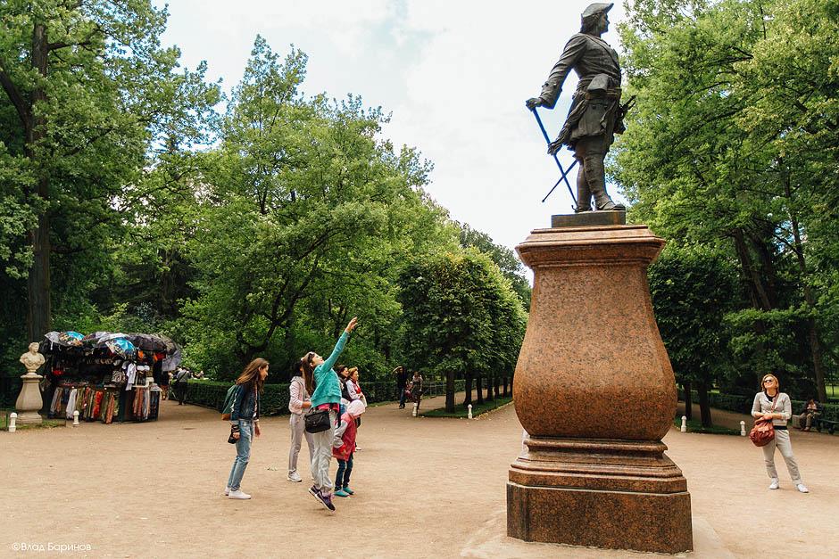 Автопутешествие до Санкт-Петербурга