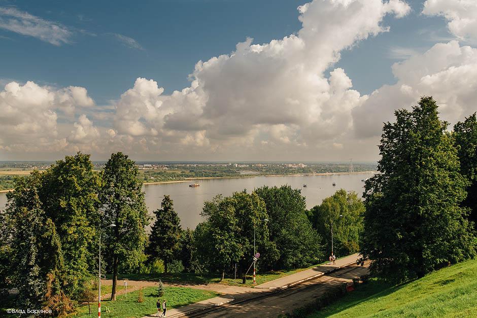 Экскурсия по Нижнему Новгороду