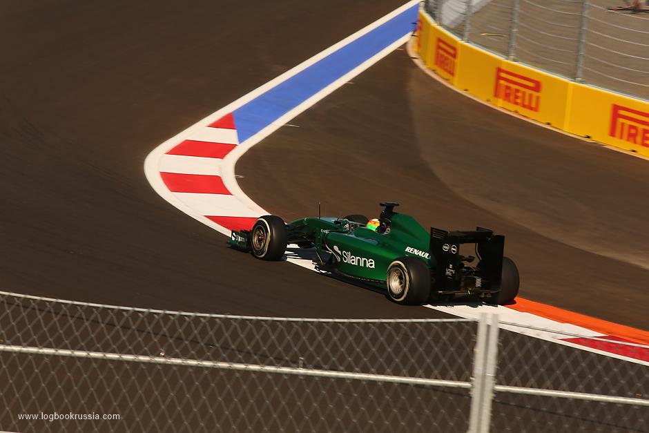 Формула 1 Сочи