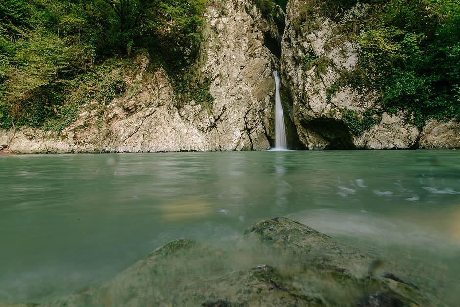 Архунские водопады