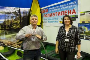 Нижегородская ярмарка, Охота. Рыбалка. Отдых.