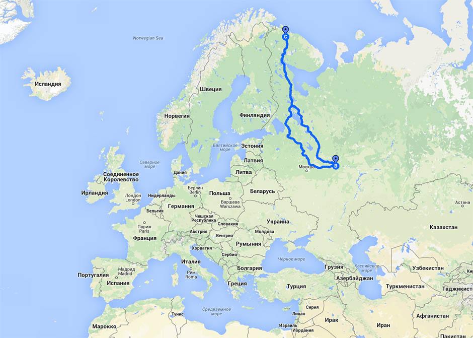 Собираю компанию в автопутешествие на Русский север осенью 2015 года