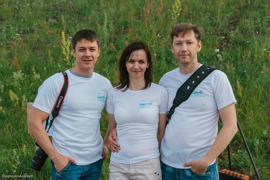 Нижегородская уха. Фоторепортаж. 19 июня 2015 года.