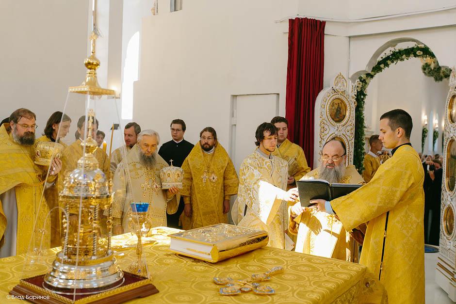 4 августа 2015. открытие храма в Атяшево