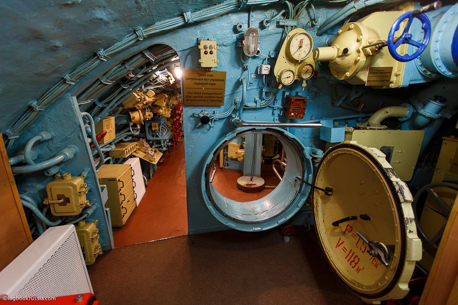 Автопутешествие в Мурманск. Вытегра. Подводная лодка Б-440