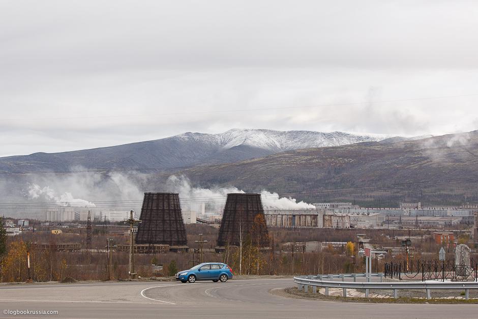 Автопутешествие в Мурманск. Хибины.