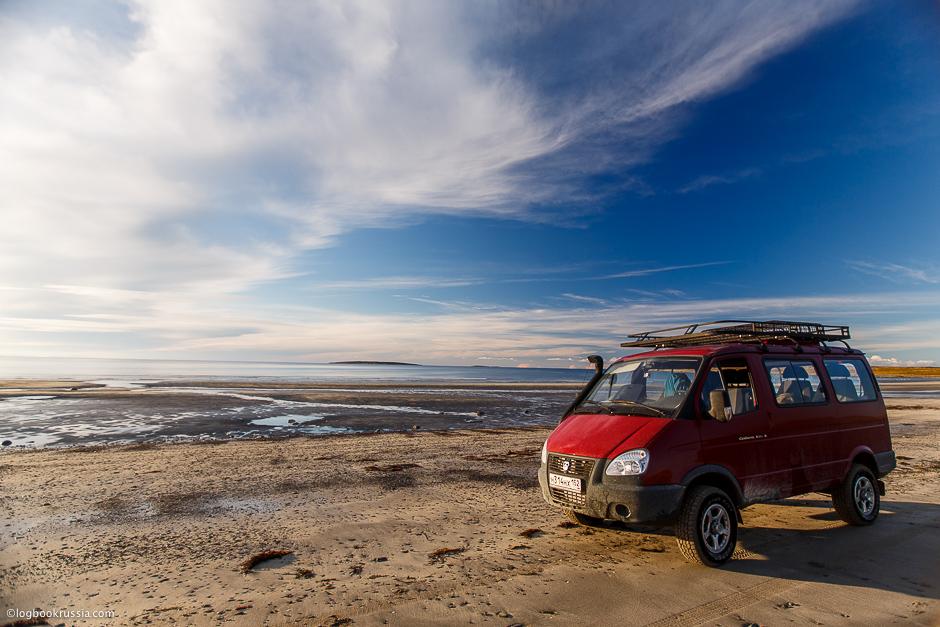 Автопутешествие в Мурманск. Полуострова Средний и Рыбачий
