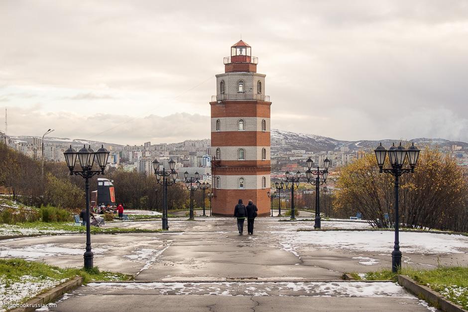 Автопутешествие в Мурманск