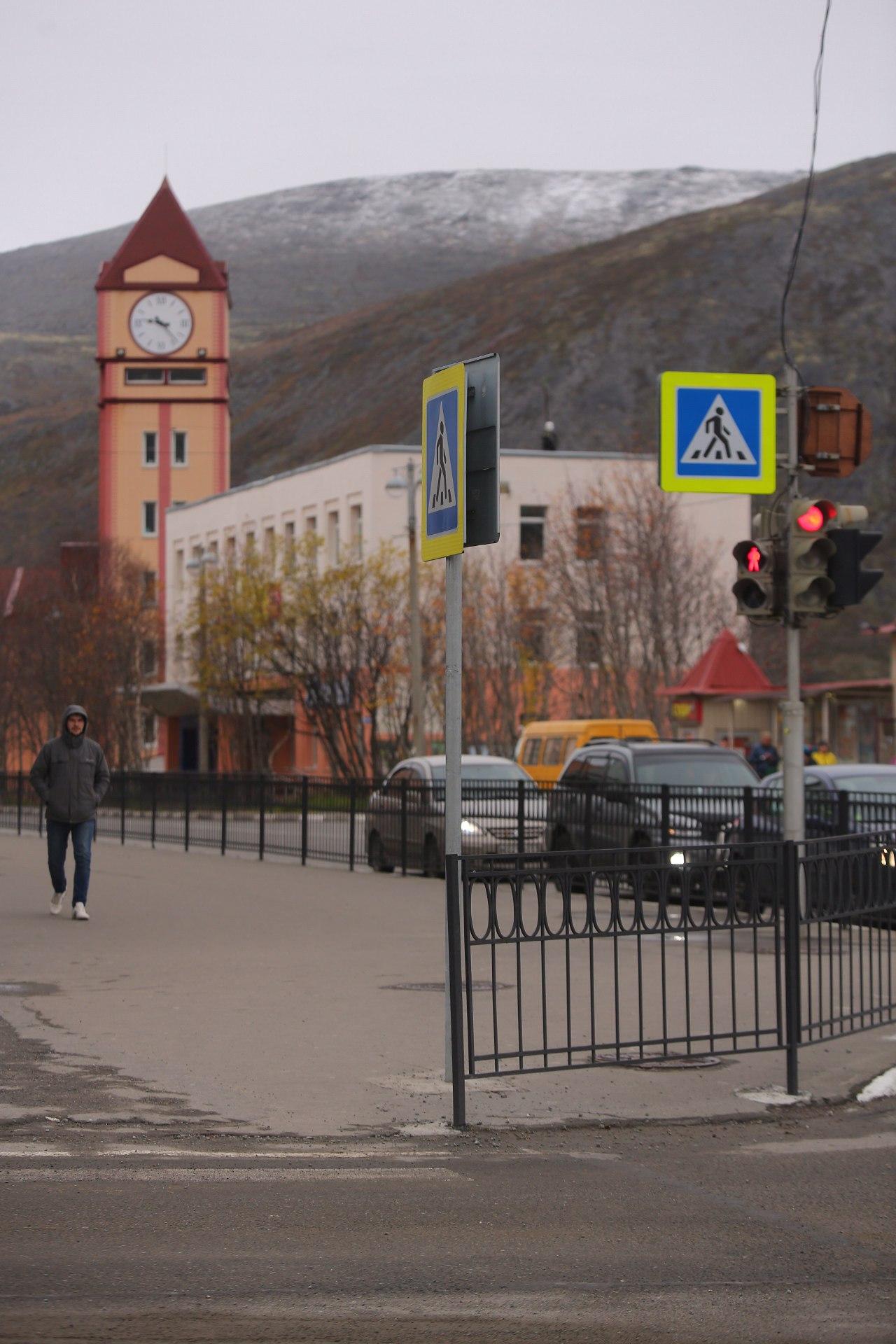 Из автопутешествия в Мурманск в октябре 2015 года