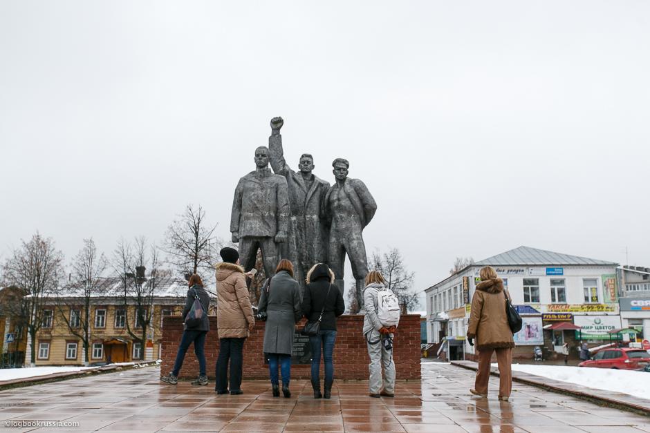 Хохлома города Семенов